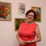 2018-Kytky kam se podíváš-samostatná výstava v Malé galerii ateliéru Malování kreslení